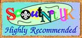 ScoutNet UK Highly Recommended Award